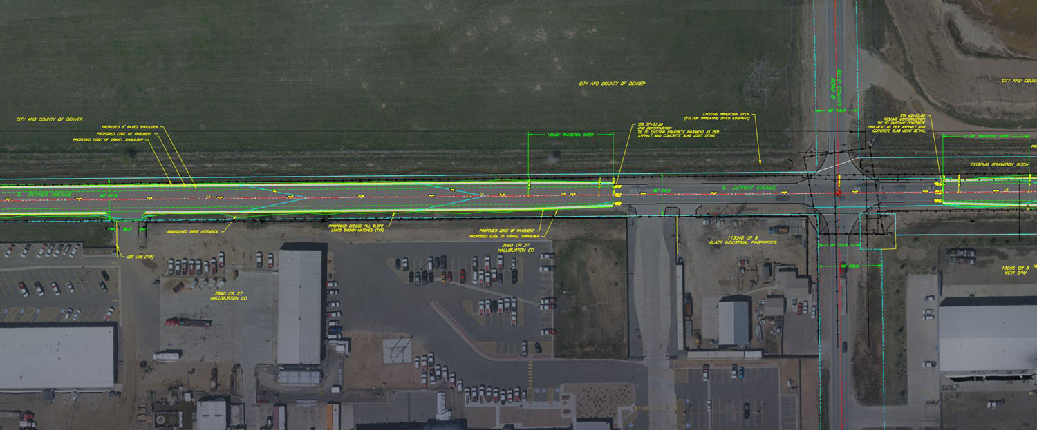 construction maps with uas