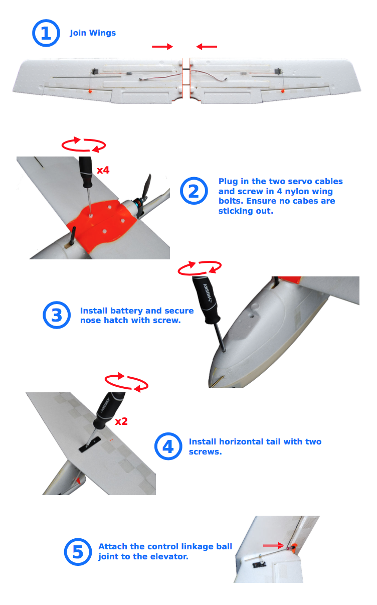 Aircraft Setup - Black Swift Technologies Wiki