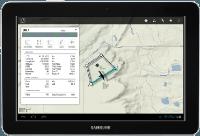 Custom UAS user interface