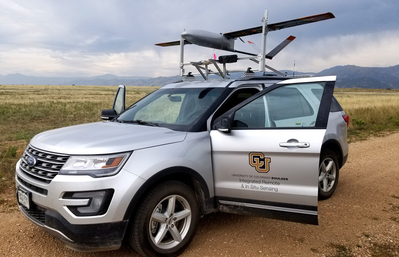 atmospheric monitoring with uas
