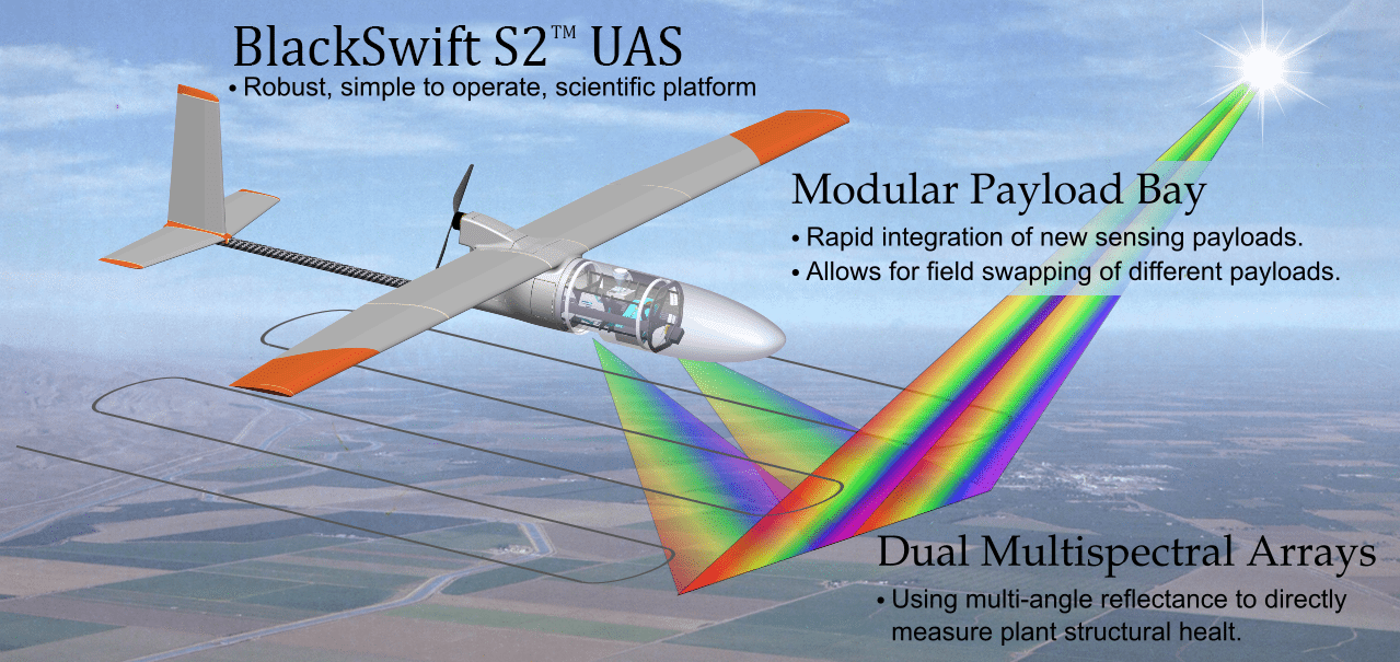 black swift s2 uas